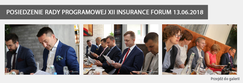 XII insurance forum